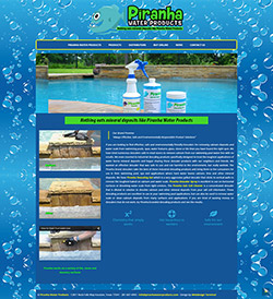 Piranha Water Products