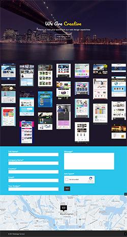Webdesign Terminal V1